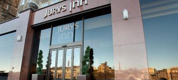 Jurys Inn Edinburgh Hotel 1