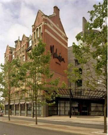 Malmaison Manchester Hotel thumb-2