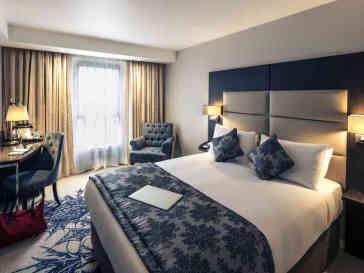 Mercure Edinburgh Haymarket Hotel thumb-3