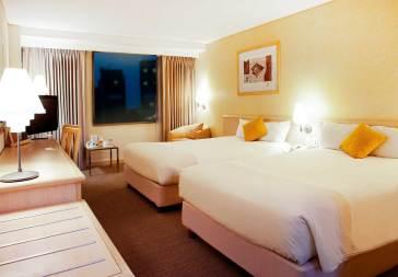 Hotel Novotel Mexico City Santa Fe thumb-2