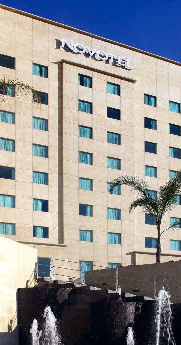 Hotel Novotel Mexico City Santa Fe 1
