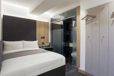 Hotel The Z Hotel Shoreditch 1
