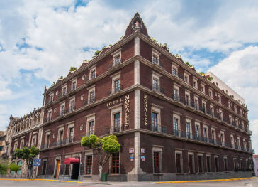 Hotel Morales Historical & Colonial Downtown Core 1