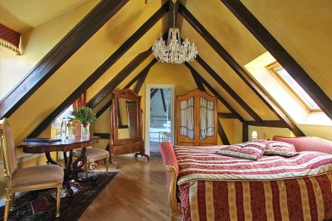 Hotel Alchymist Nosticova Palace