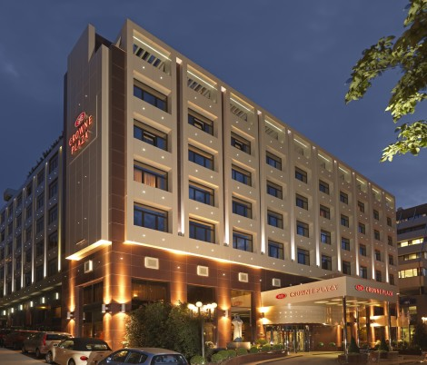 Hotel Crowne Plaza ATHENS - CITY CENTRE