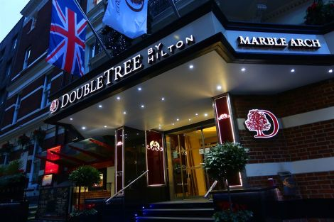 Hôtel Doubletree By Hilton Hotel London - Marble Arch
