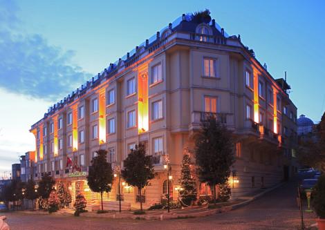 Hotel Eresin Crown Hotel