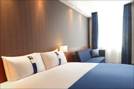 Holiday Inn Express Birmingham - Snow Hill Hotel