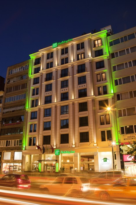 Hotel Holiday Inn Istanbul - Sisli