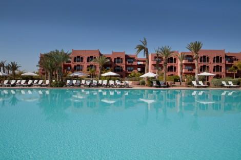 Kenzi Menara Palace & Resort Hotel