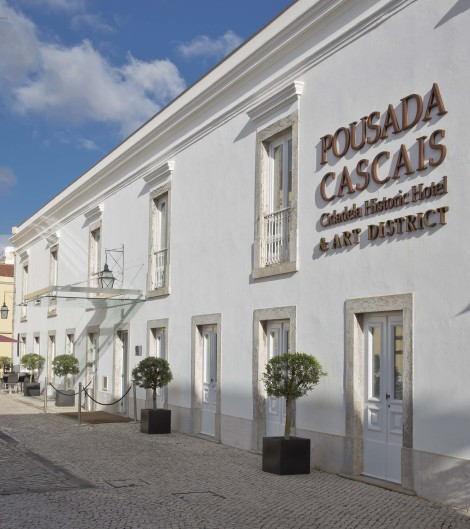 Hotel Pestana Cidadela Cascais - Pousada & Art District