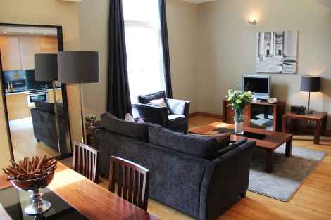 Hotel Quebecs Luxury Apartments