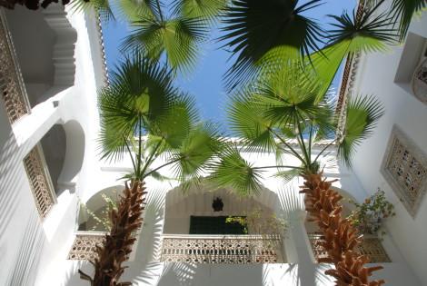 Hôtel Riad Vert