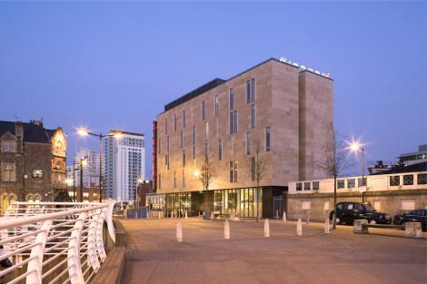 Sleeperz Hotel Cardiff Hotel