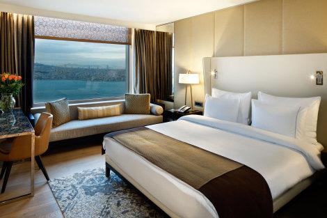 The Marmara Taksim Hotel
