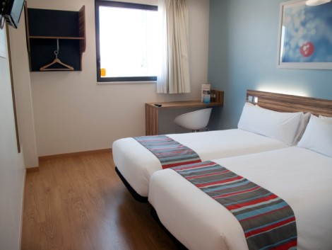 Travelodge Madrid Alcala Hotel