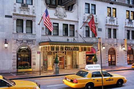 Hôtel Warwick New York