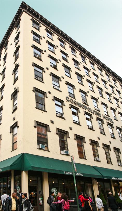 Hotel Cosmopolitan Hotel - Tribeca