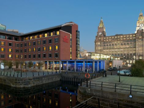 Hotel Crowne Plaza LIVERPOOL CITY CENTRE