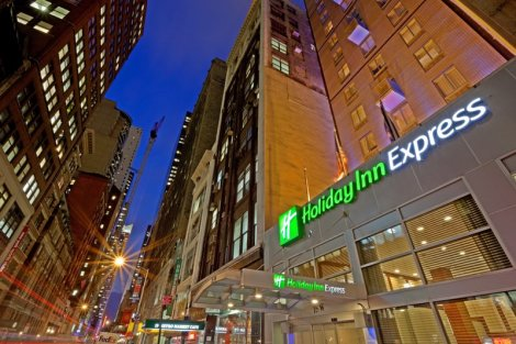 Hôtel Holiday Inn Express New York City Fifth Avenue