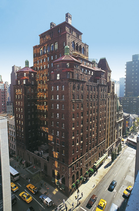 Hotel Nh New York Jolly Madison Towers