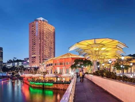 HotelNovotel Singapore Clarke Quay
