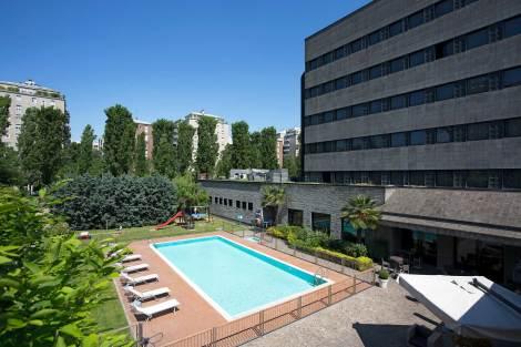 Hotel Novotel Milano Nord Ca Granda
