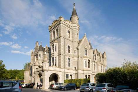 Mercure Aberdeen Ardoe House Hotel And Spa Hotel
