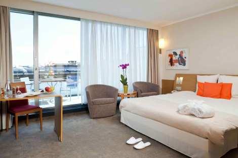 Hôtel Novotel Geneve Centre