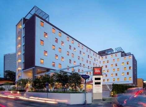 Hotel Ibis Bangkok Sathorn