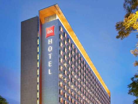 HotelIbis Singapore on Bencoolen