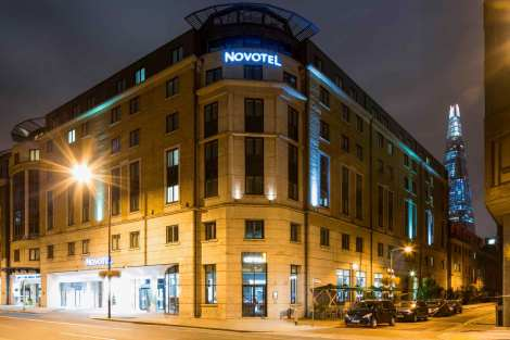 Hôtel Novotel London City South