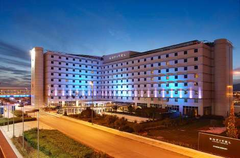 HotelSofitel Athens Airport