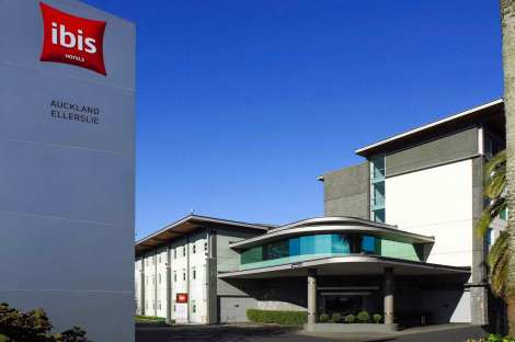 HotelIbis Auckland Ellerslie