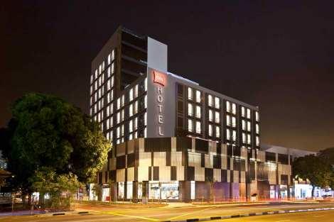Hotelibis Singapore Novena
