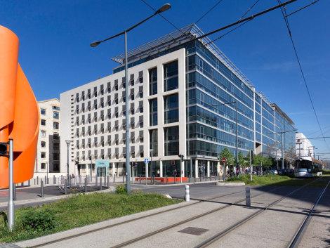 Novotel Suites Marseille Centre Euromed Hotel