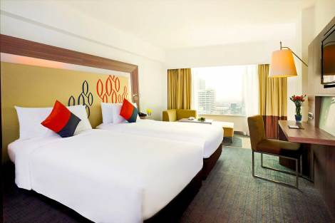 HotelNovotel Bangkok Fenix Silom