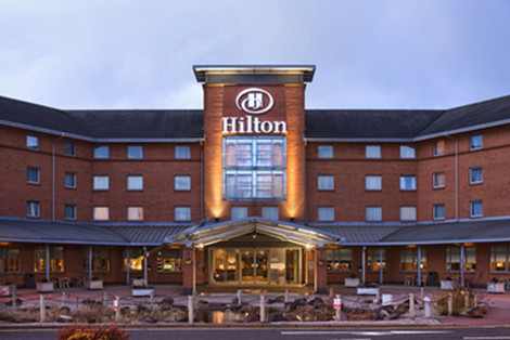 Hotel Doubletree By Hilton Hotel Strathclyde