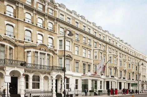 Crowne Plaza London - Kensington Hotel