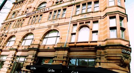 Abode Manchester Hotel
