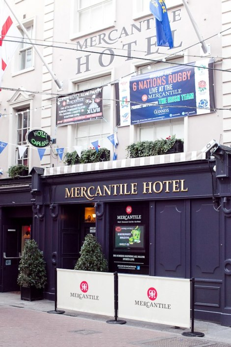 Hotel Mercantile Hotel