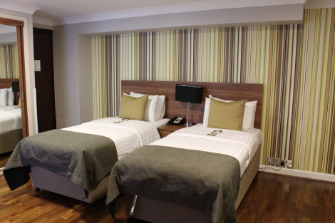 Apartamentos Best Western Mornington Hotel