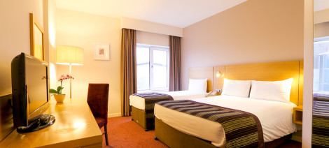 Jurys Inn Manchester, City Centre Hotel