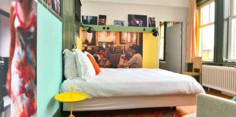 HotelLloyd Hotel & Cultural Embassy