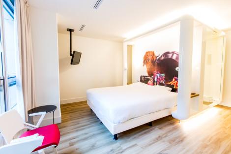 Hotel Qbic Hotel Amsterdam Wtc