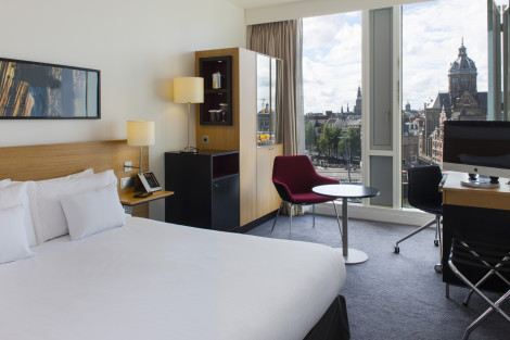 Branded Hotel - Doubletree By Hilton Amsterdam Central Station Hotel