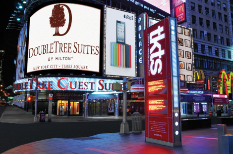 Hôtel Doubletree Suites By Hilton Hotel New York City - Times Square