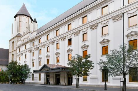 HotelHilton Budapest