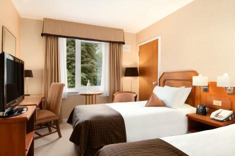 Doubletree By Hilton Hotel Aberdeen Treetops Hotel