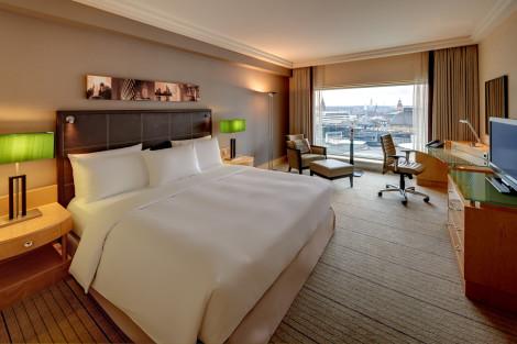 HotelHilton Frankfurt City Centre